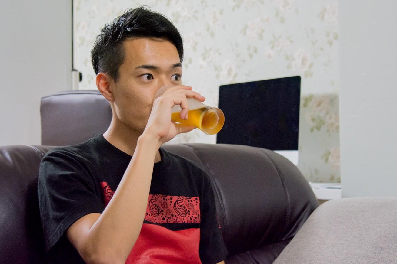 ナッツビール