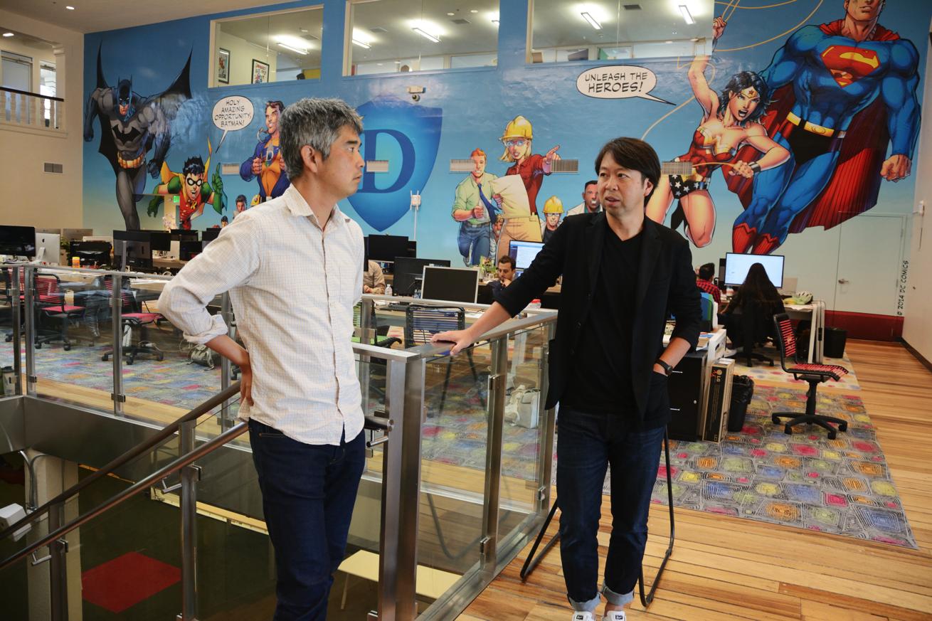 投資家インタビュー_ミッチキタムラさんと吉川さん