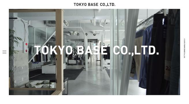 TOKYO BASE CO.  LTD.