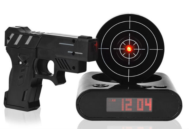 1Set-Gun-Alarm-font-b-Clock-b-font-Shoot-Alarm-font-b-Clock-b-font-Gun