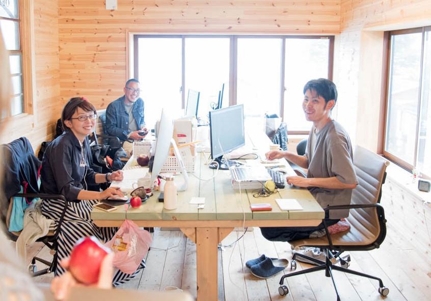 野尻湖オフィス