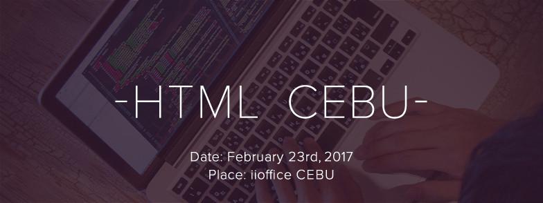 html-cebu