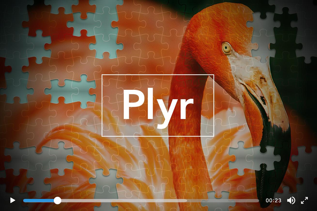 youtubeカスタムプレイヤーを簡単に実装できるplugin Plyr | 東京上野の