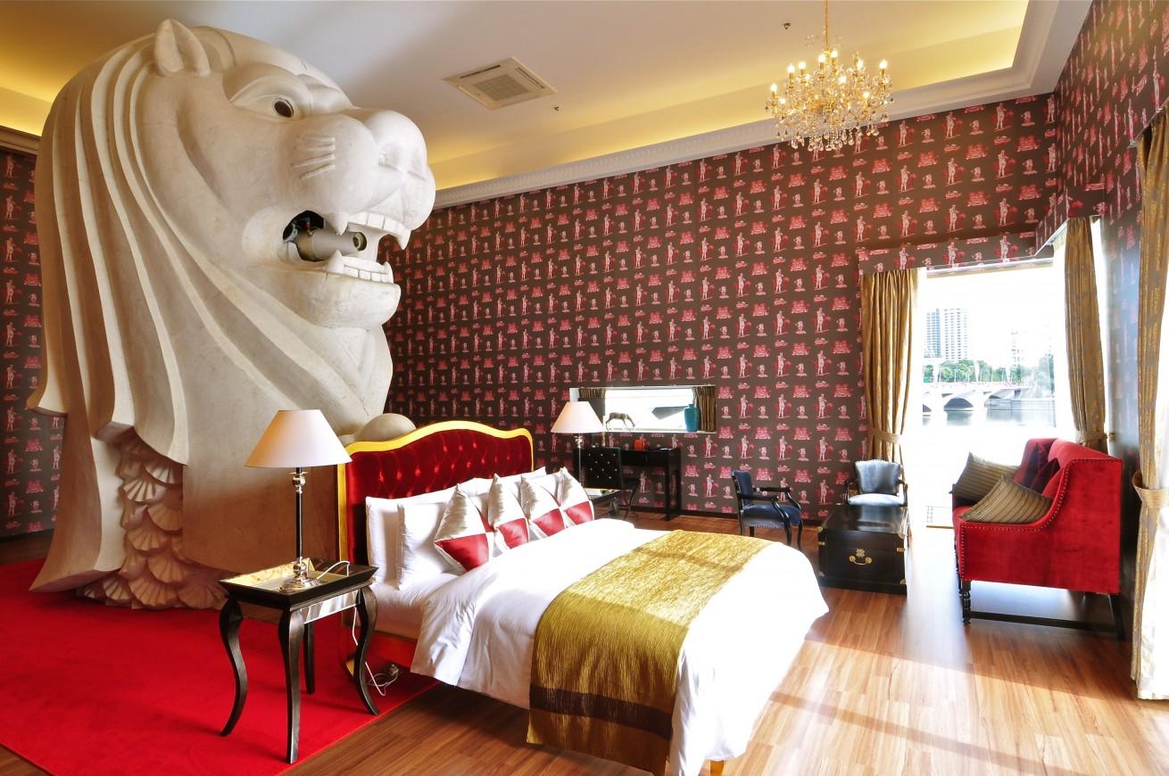 2_The Merlion Hotel 2011, photo Yusuke Hattori