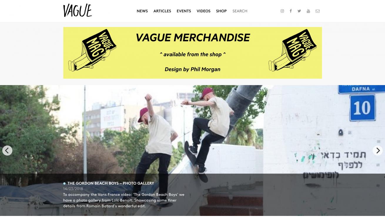 vaguemagazine