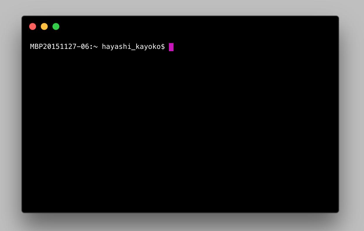 HyperTermカスタマイズスクリーンショット1