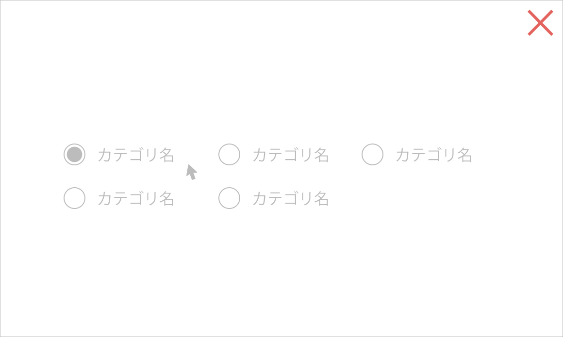 入力フォーム不正解5