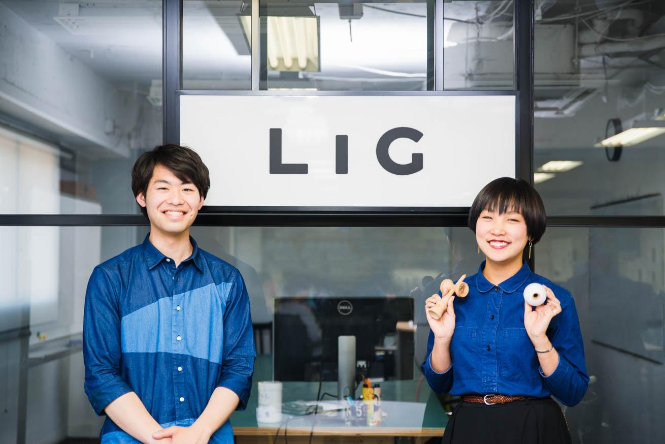 初の「STUDIO上野 by LIG」卒業生がLIGにジョインしました!