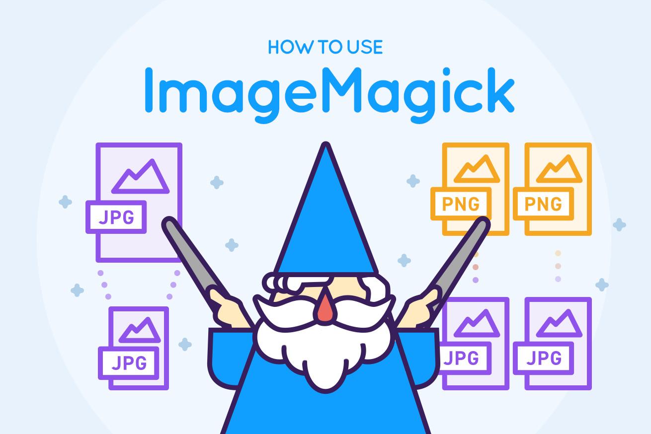 コマンドで画像を一括処理! ImageMagickの便利な使い方