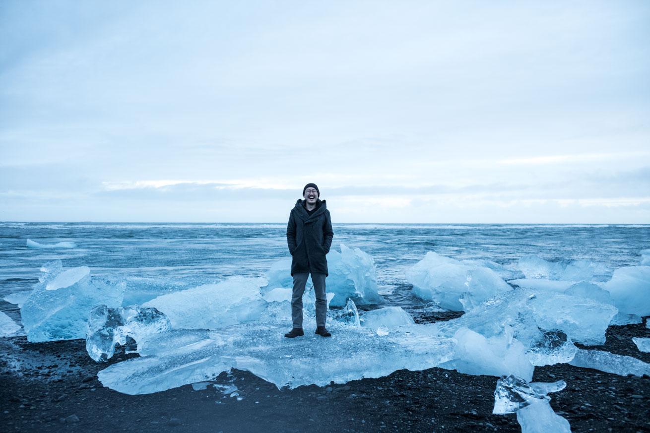 アイスランドを車で一周してきた...