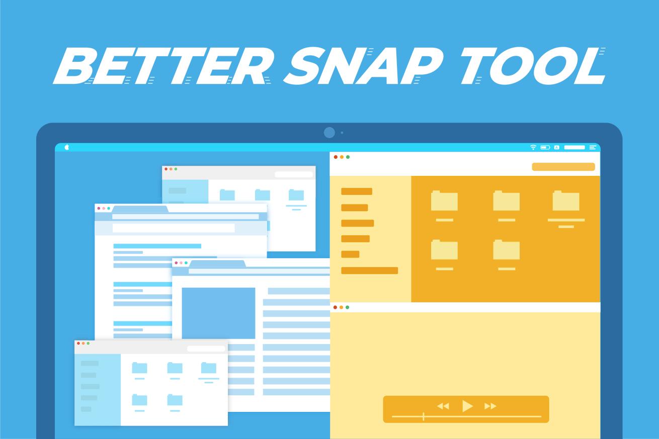 BetterSnapToolを使ってPCのウィンドウ操作を極めよう!