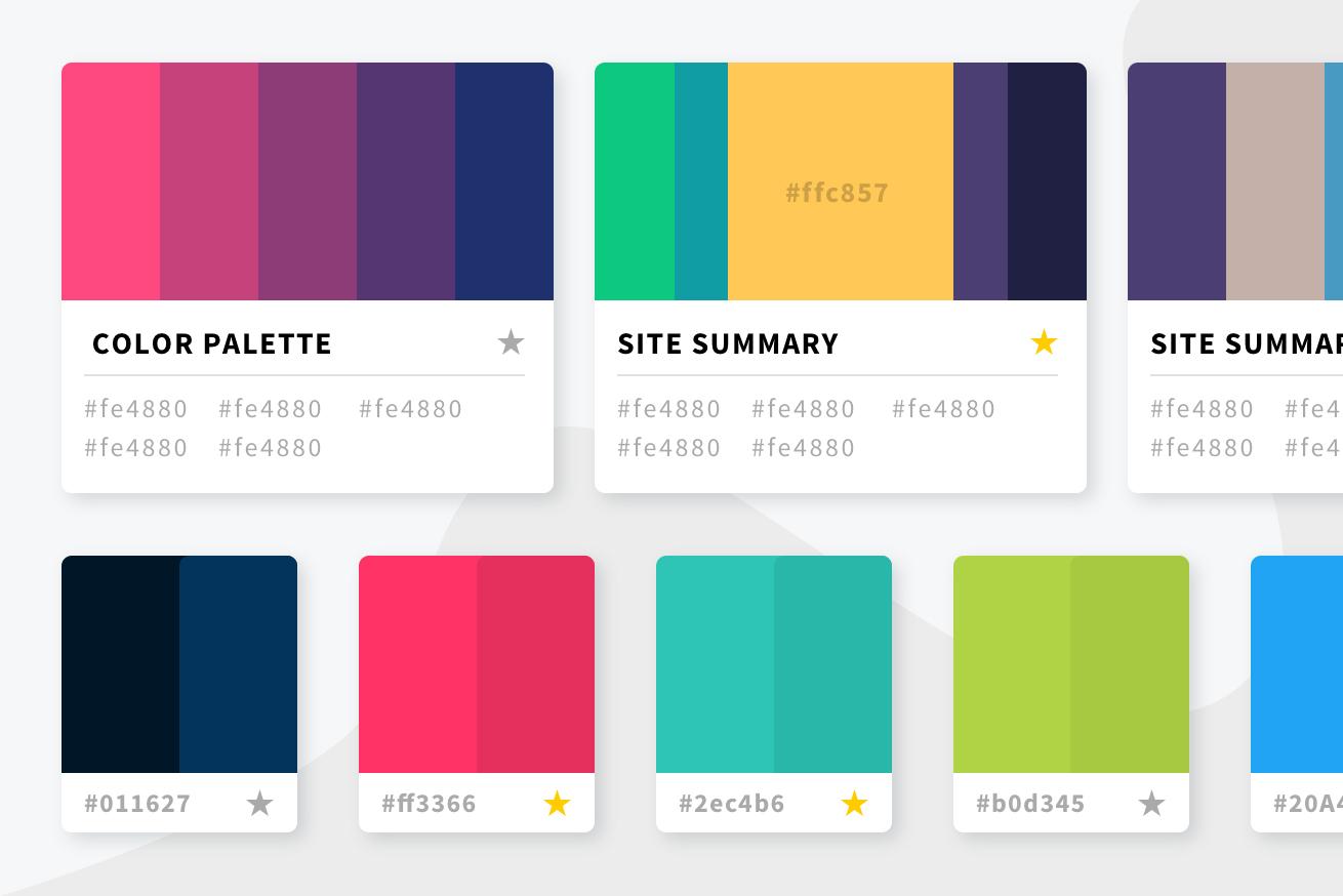配色難民と化した新人デザイナーに捧ぐ。本当に役立つ配色サービスまとめ