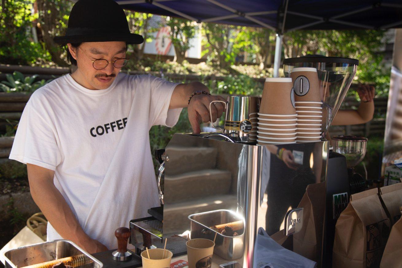 松澤さんのForet Coffee