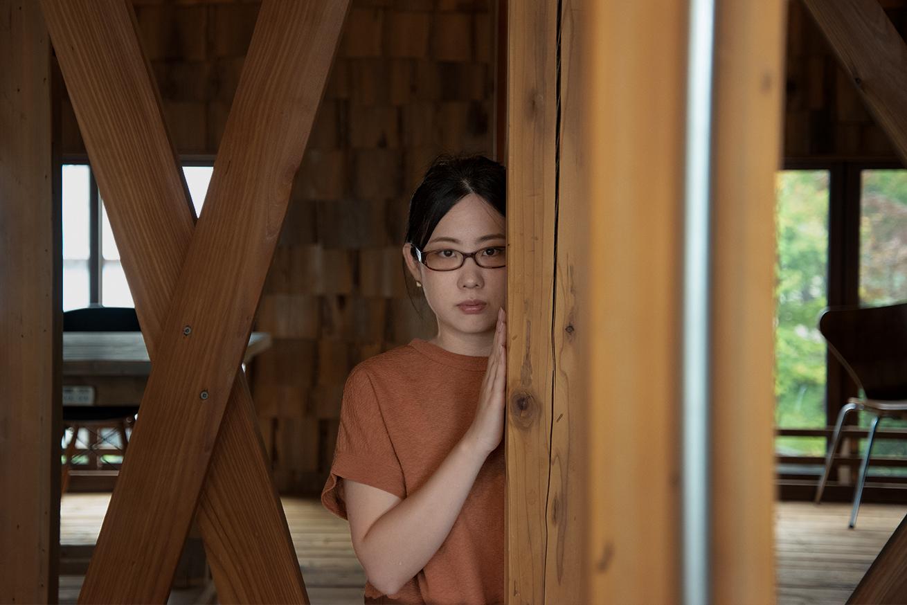 花ちゃんは見た!長野で働く先輩デザイナーの秘密