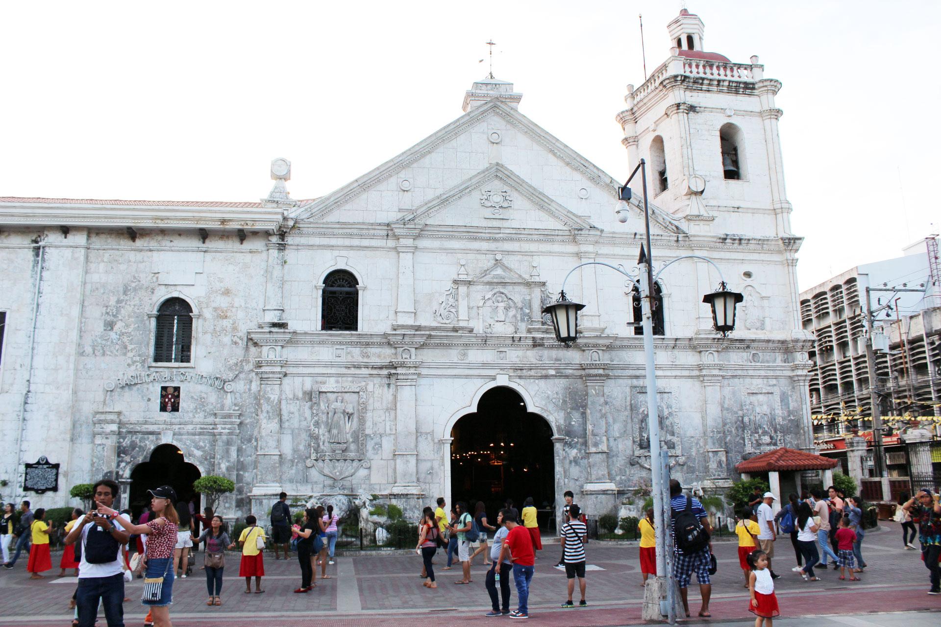 セブのサントニーニョ教会