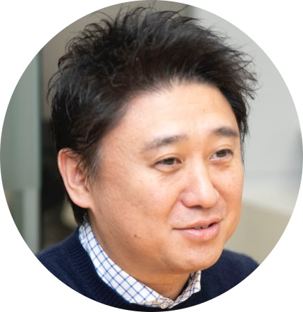株式会社caramo代表の中村さん