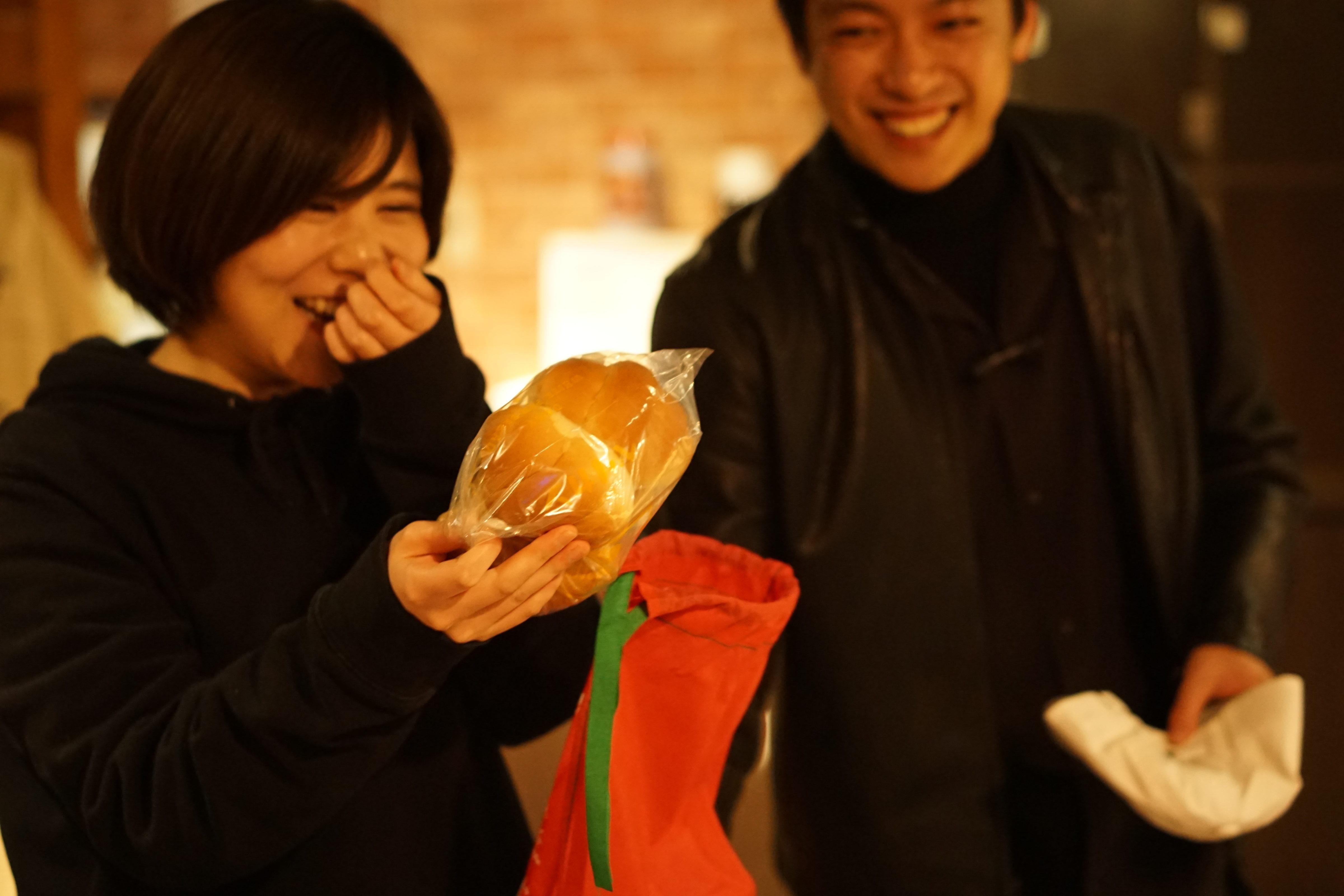 人気店のパン