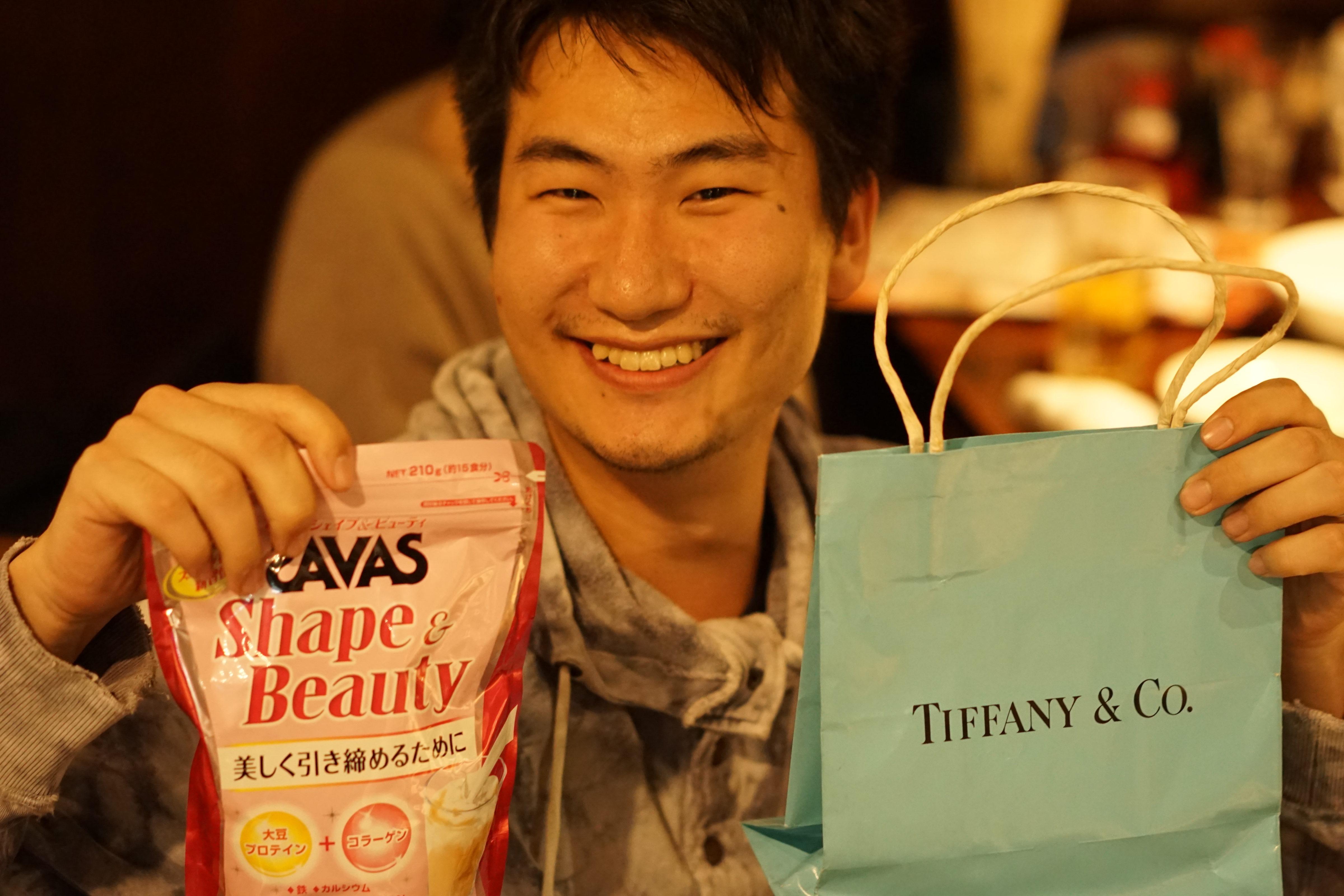 Tiffanyのプロテイン