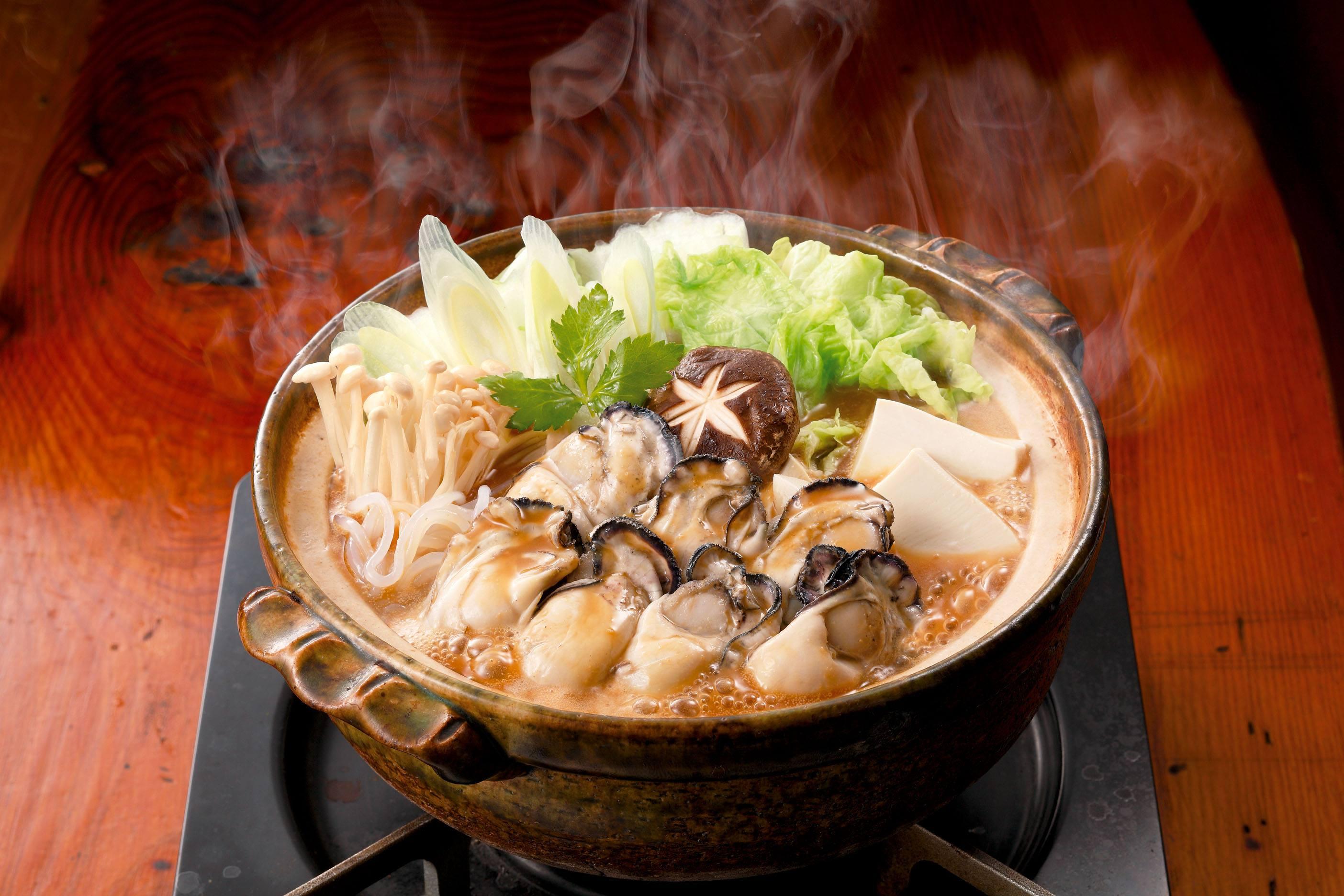 せとうちグルメフェス 牡蠣鍋