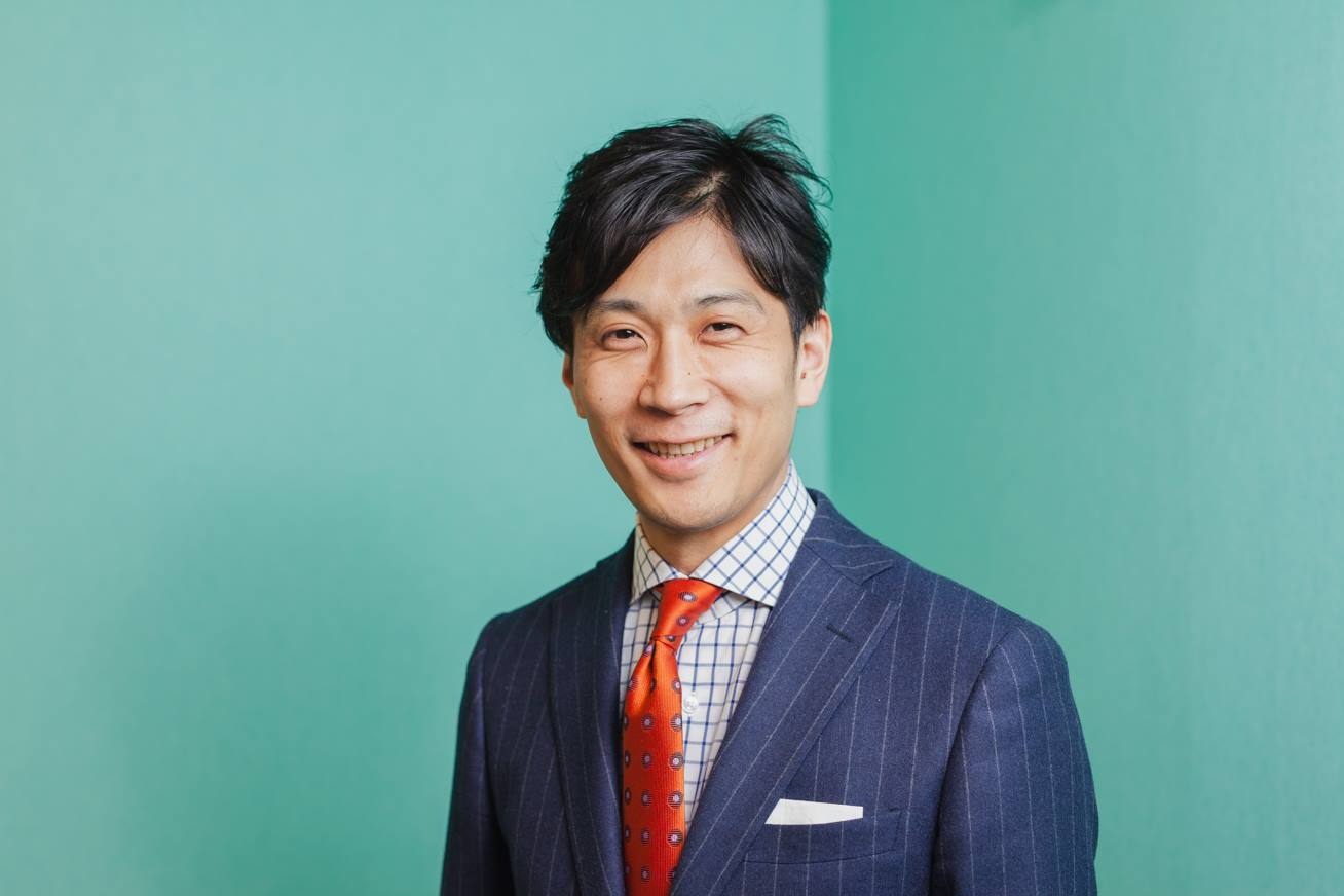 代表の志村さん