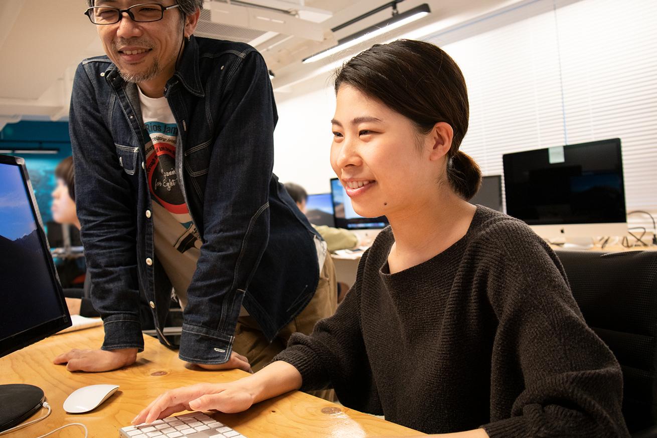 「デジタルハリウッドSTUDIO by LIG」出身Webディレクター・ナンシーのスクール体験記