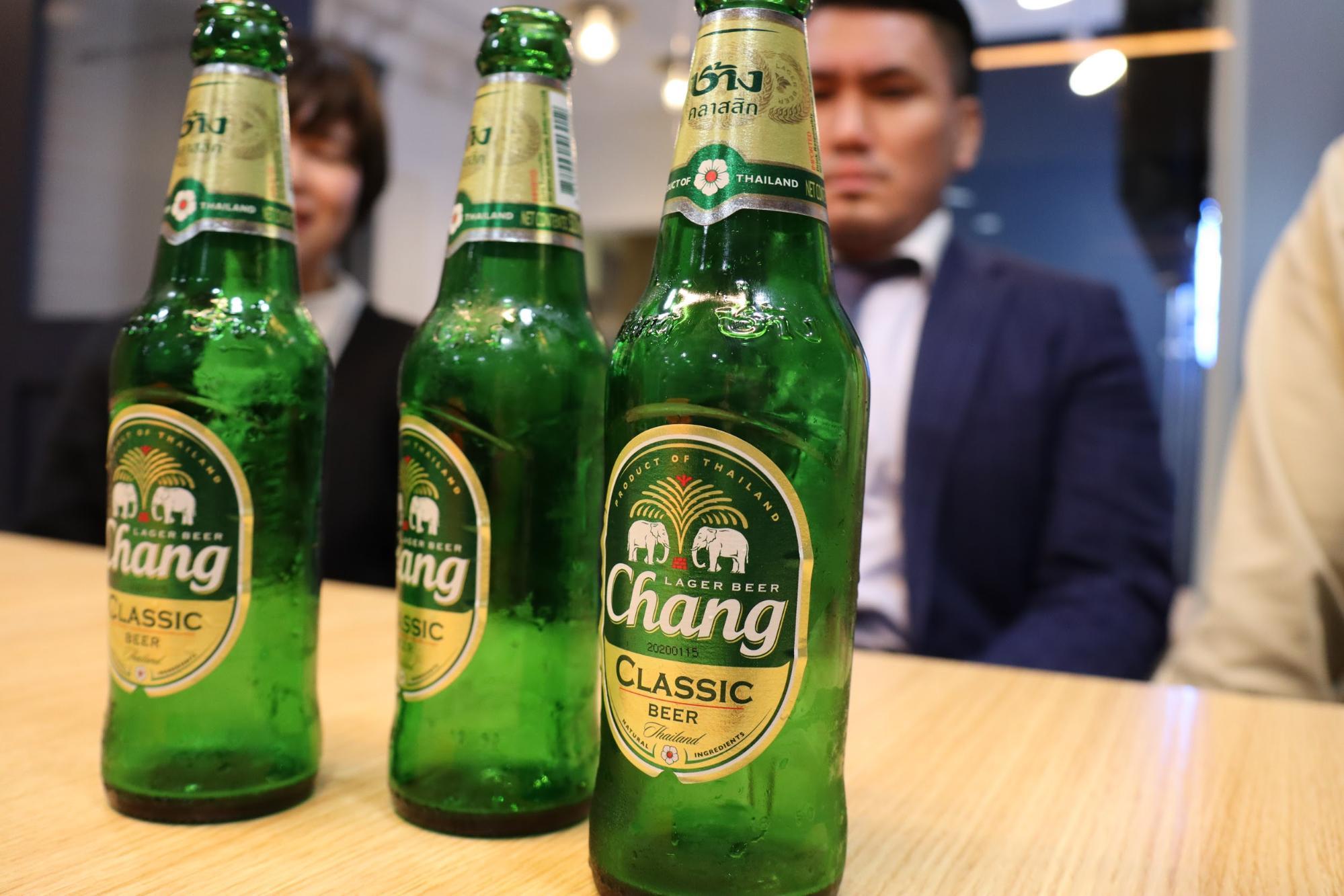チャーンビールごちそうさまでした