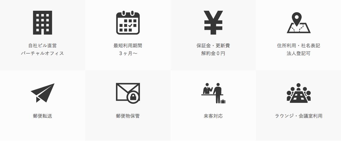 オプション紹介画面
