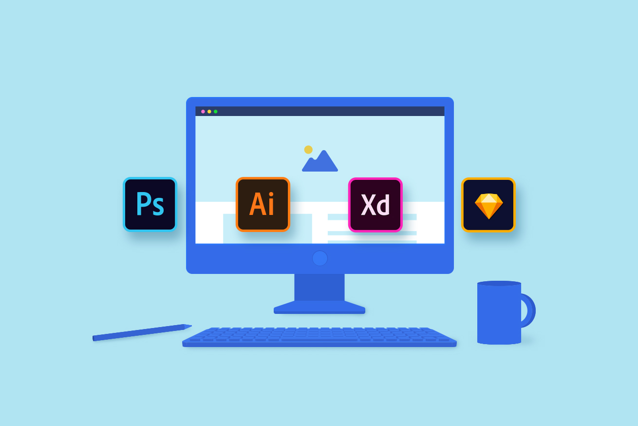Webデザインは独学で習得可能?必要なスキルと独学のメリット・デメリット
