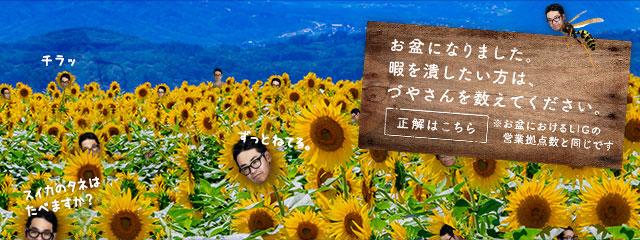 づやの夏休み