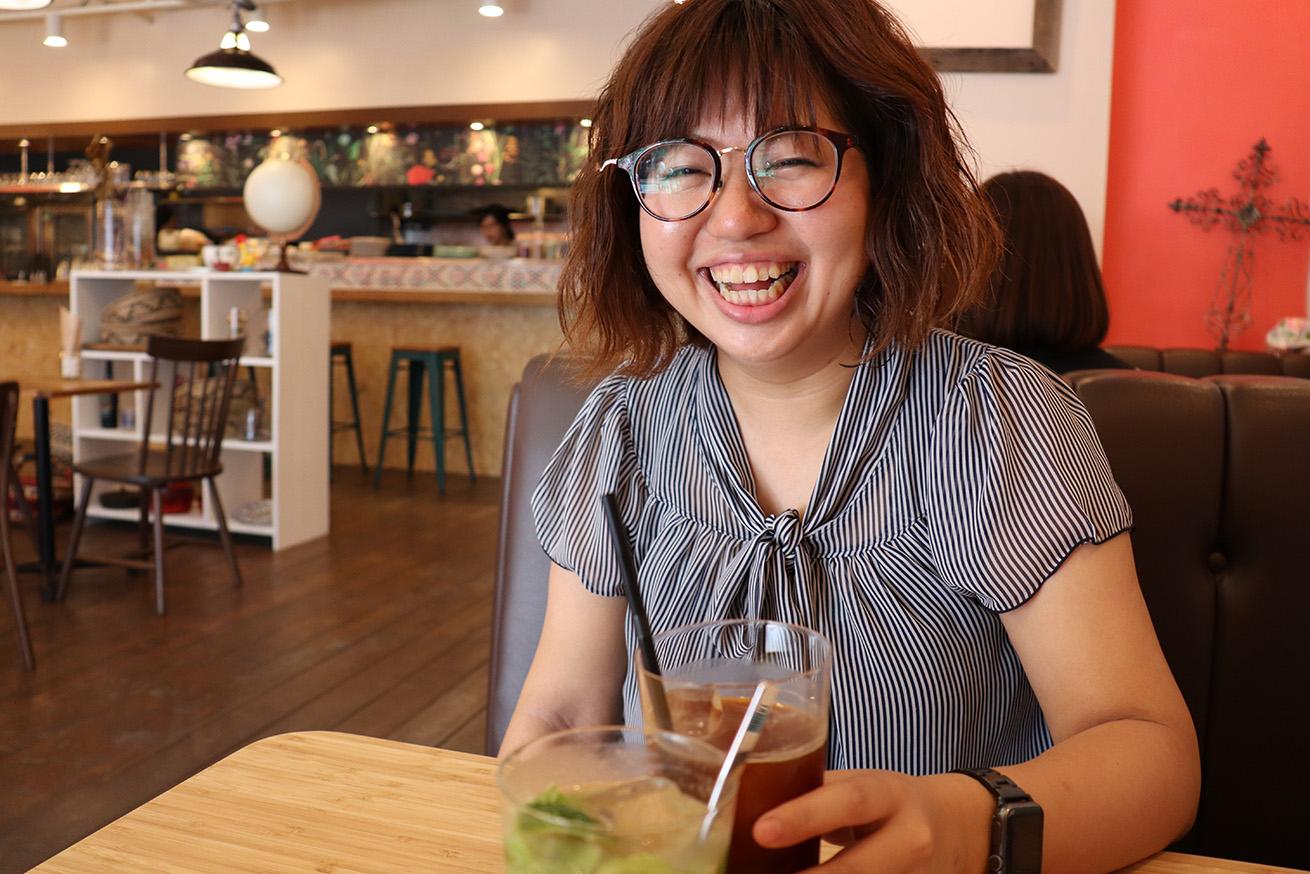 GOOD TABLE鎌倉のアイスコーヒー