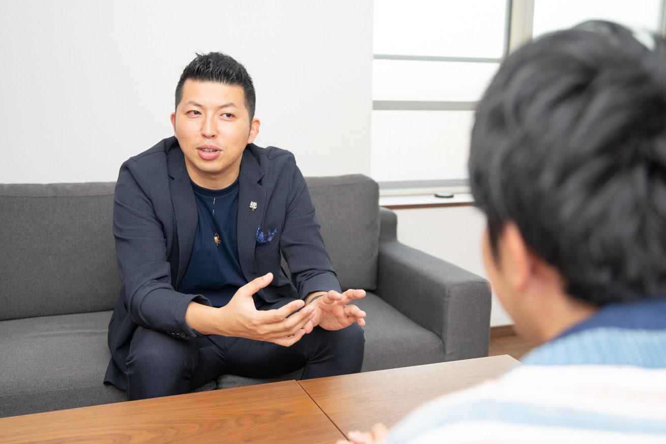 福井県の宝石店「ジュエリー土屋」のオーナー、土屋さん