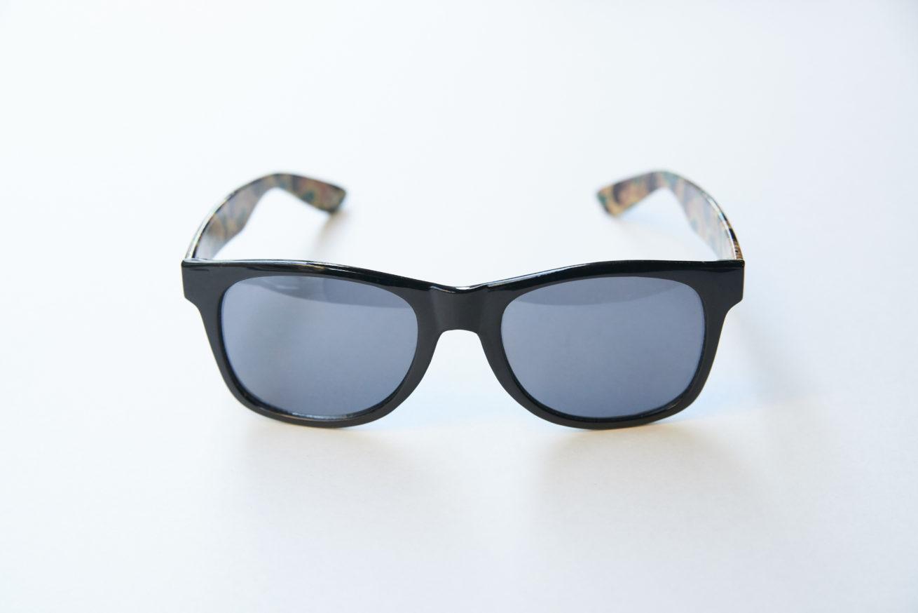 初めてのベトナム旅行でテンション上がって買っちゃったサングラス