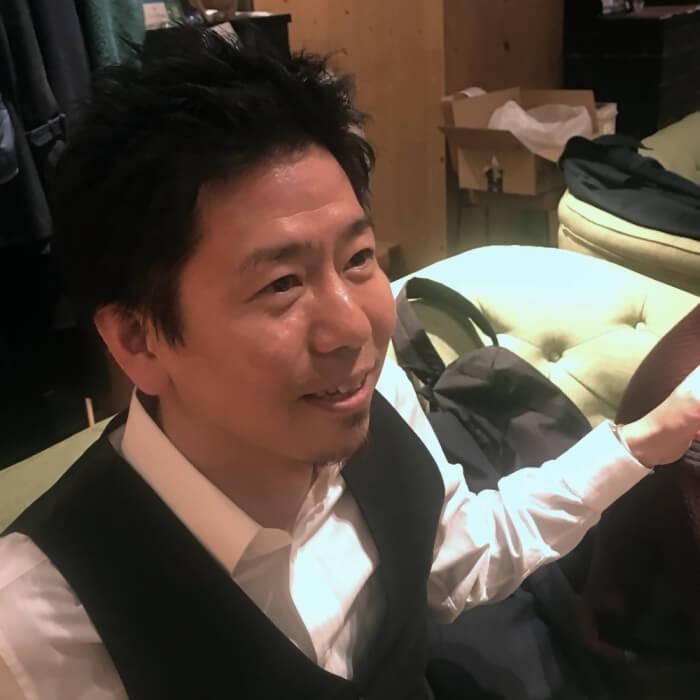 リアライズの佐藤正裕さん