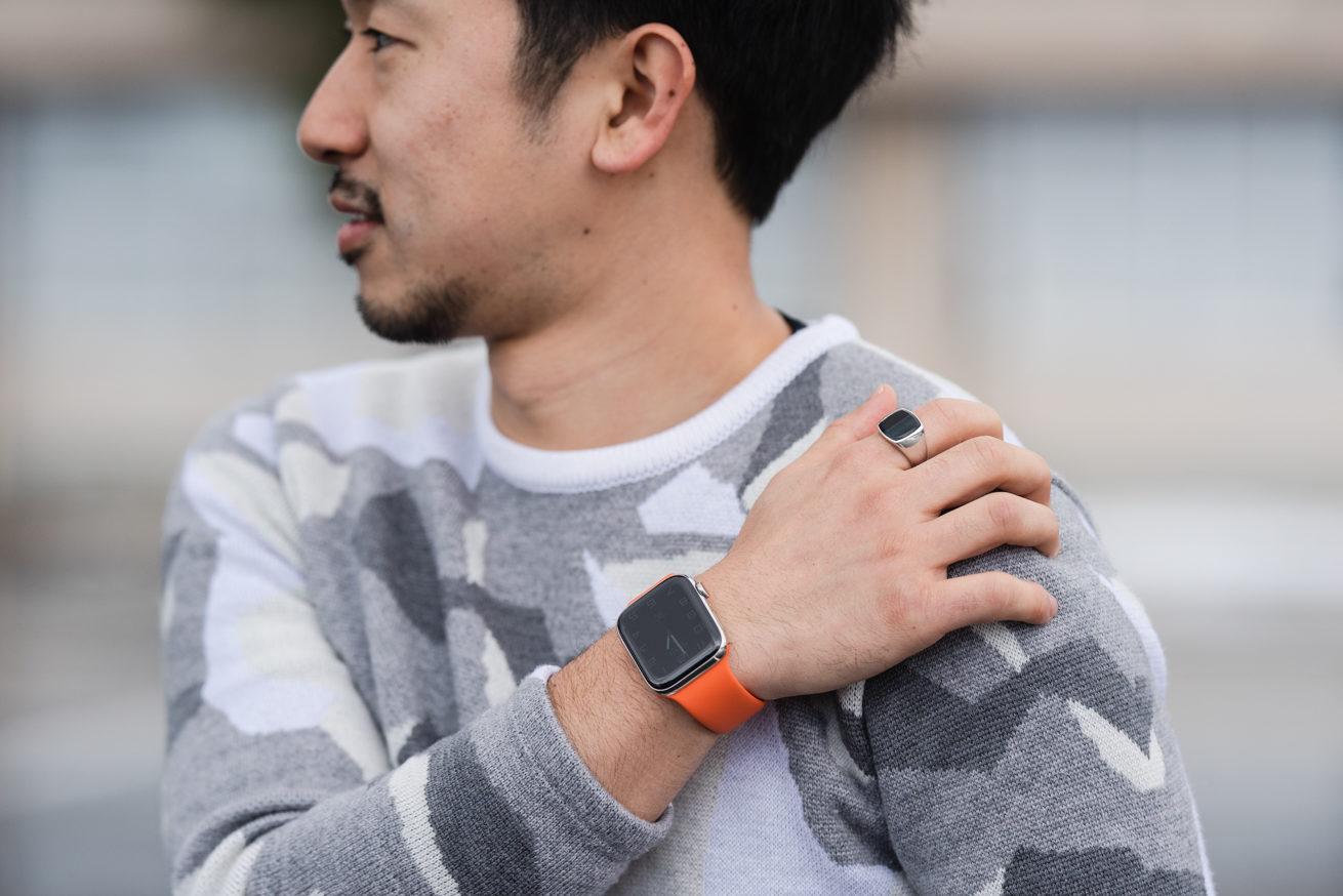 Apple Watchとまこと