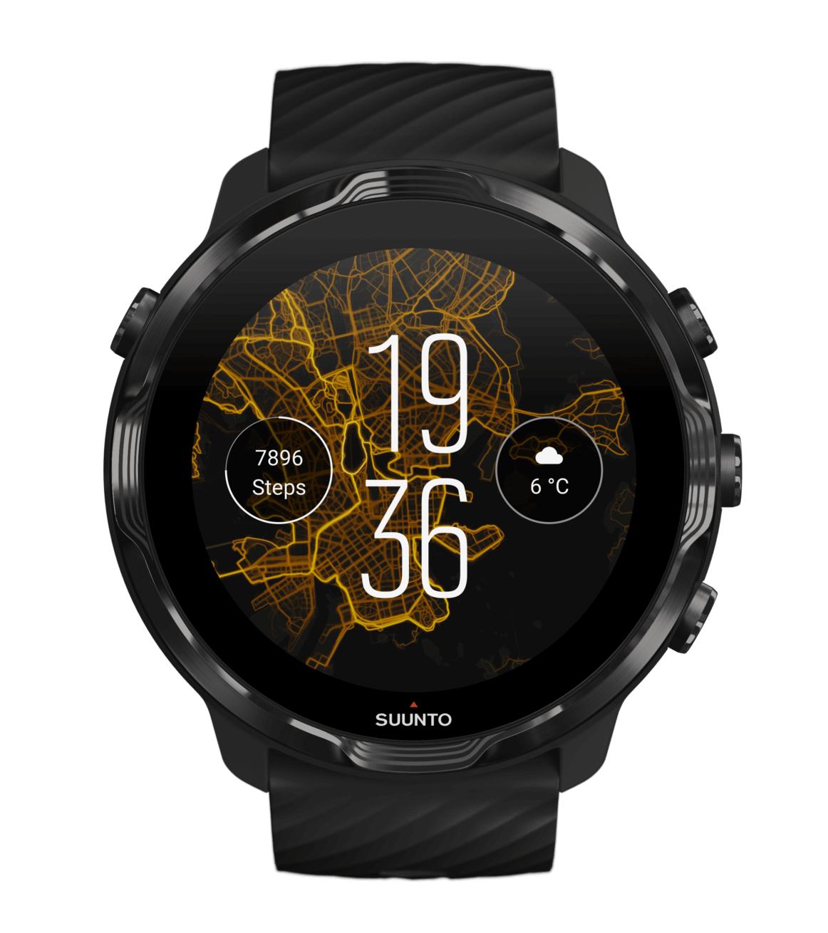 Suunto7 All Black」