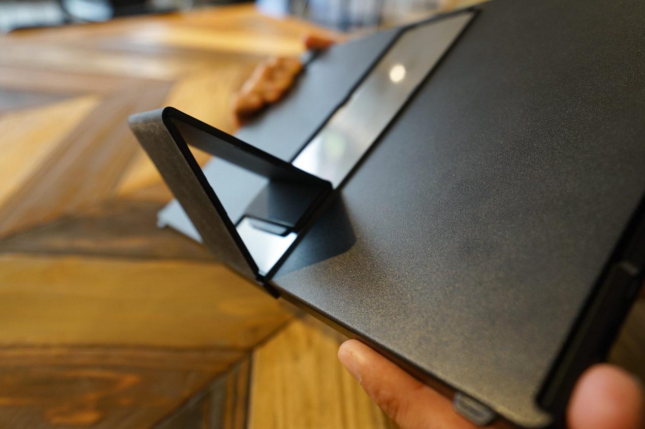 モバイルモニターOn-Lap スタンド