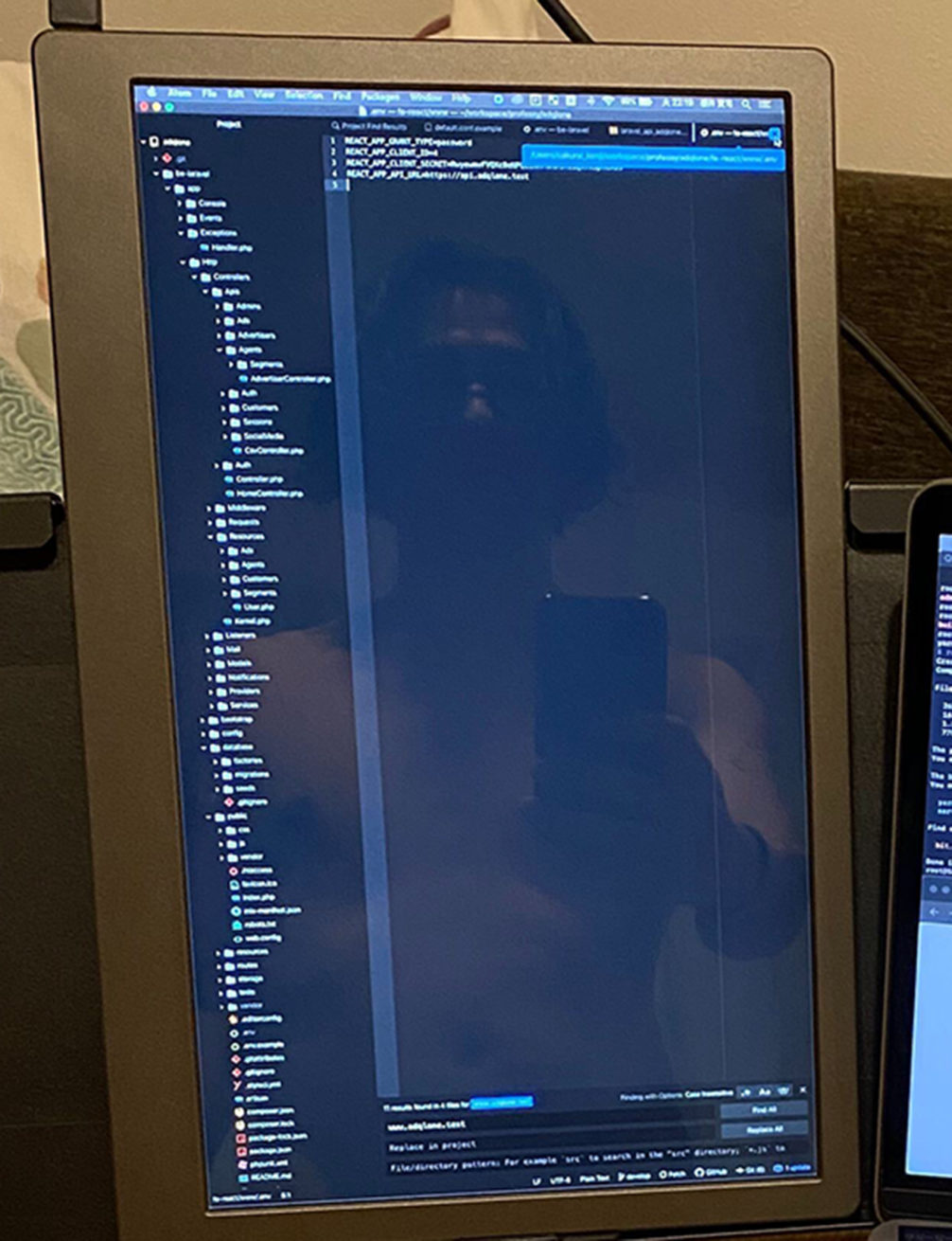 モバイルモニターOn-Lap エンジニア