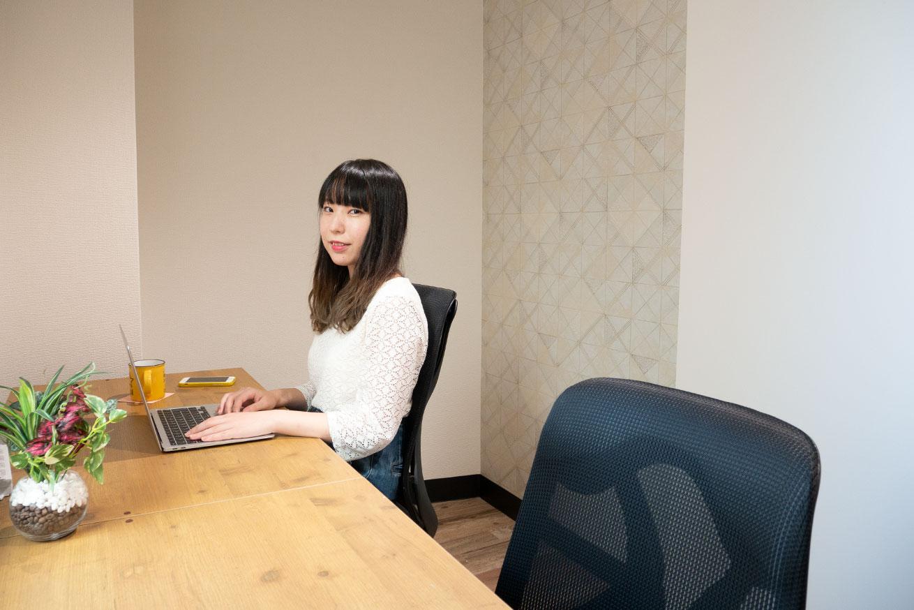 いいオフィス恵比寿 by enJIN個室ブース