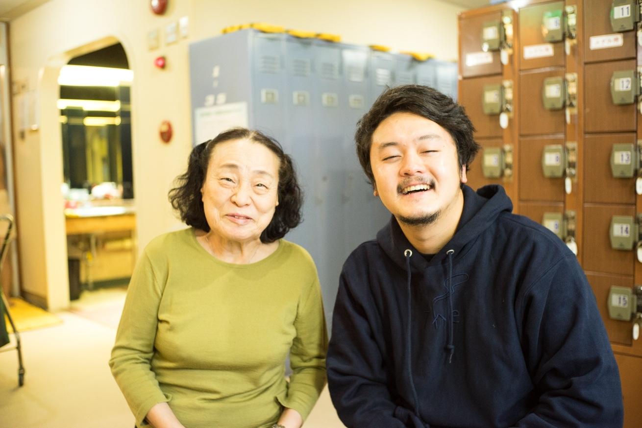 大垣サウナのママ