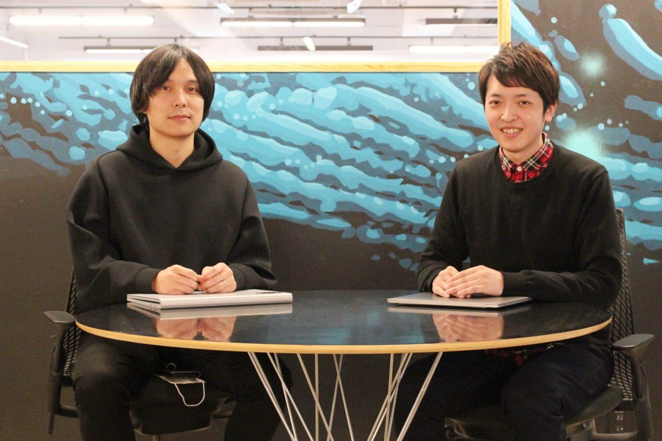 SoLabo社長の田原さんとLIGバンビの2ショット
