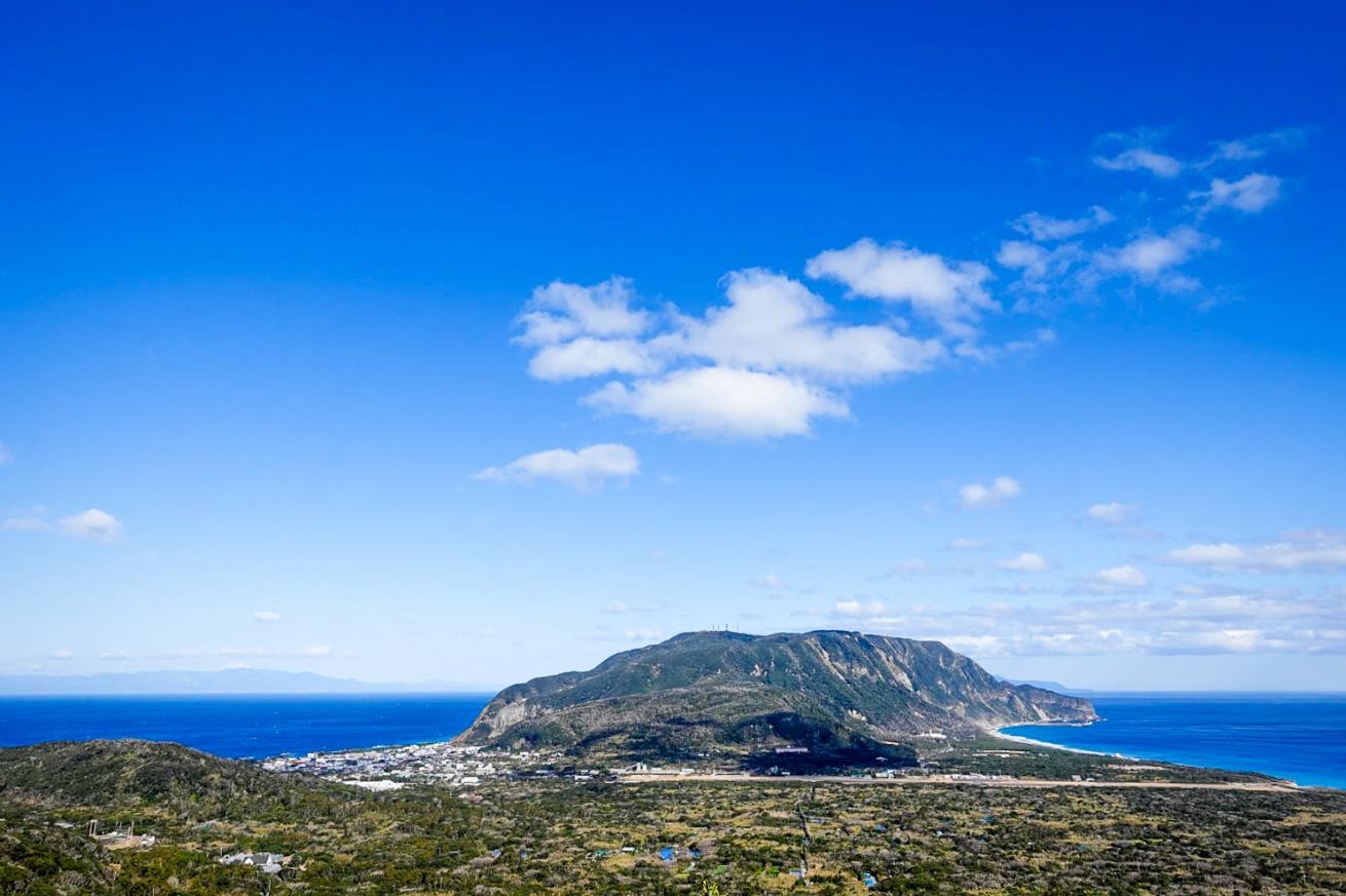 新島の写真