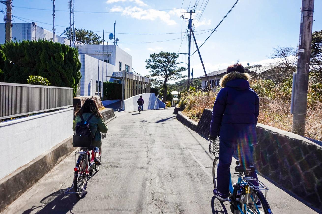 サイクリング①