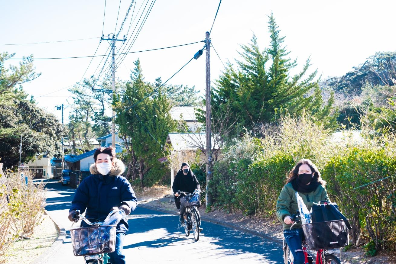 サイクリング②