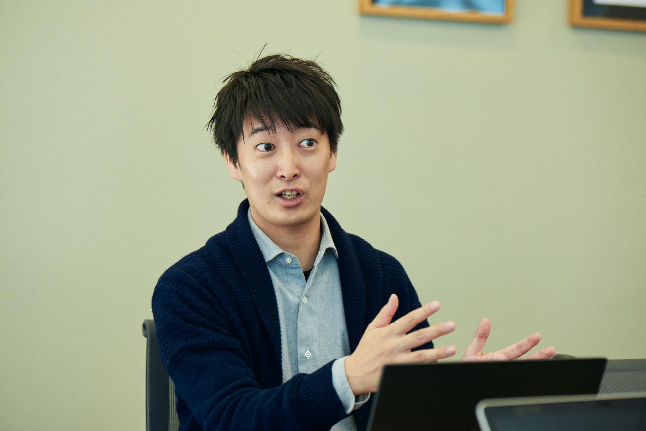 ウィルゲート吉岡さんへインタビュー