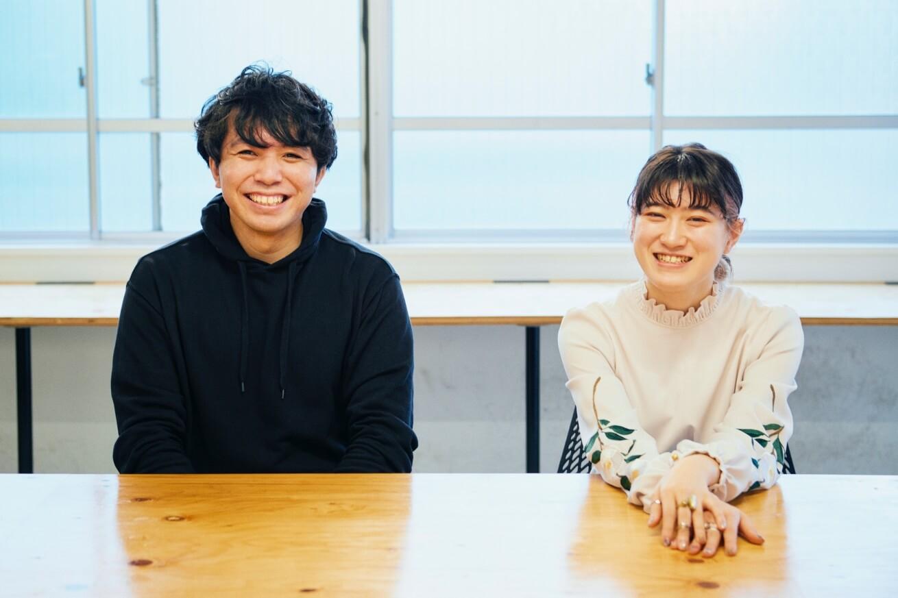 劇団ノーミーツの菅波さんと目黒さん