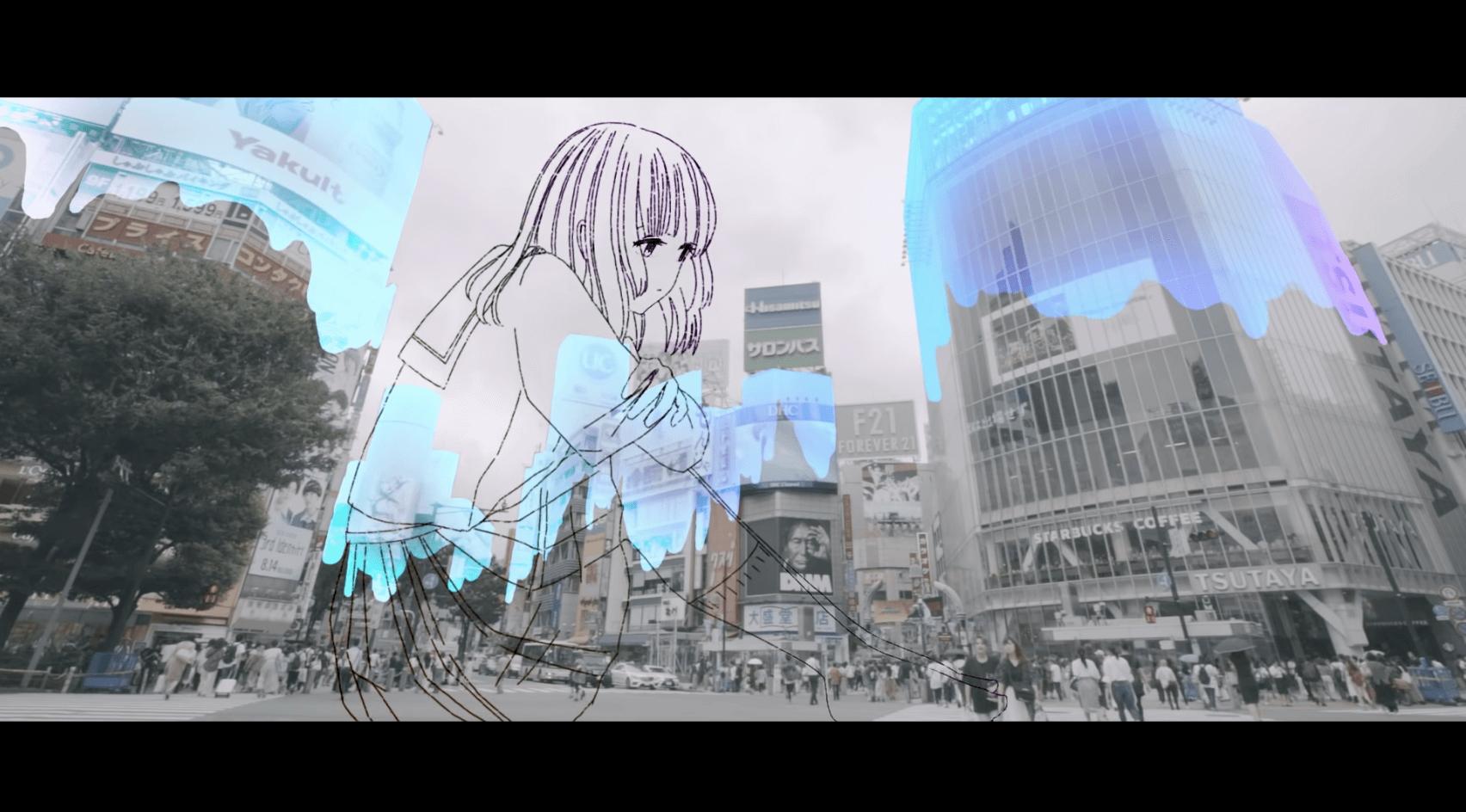 DAOKO「はじめましての気持ちを」MV
