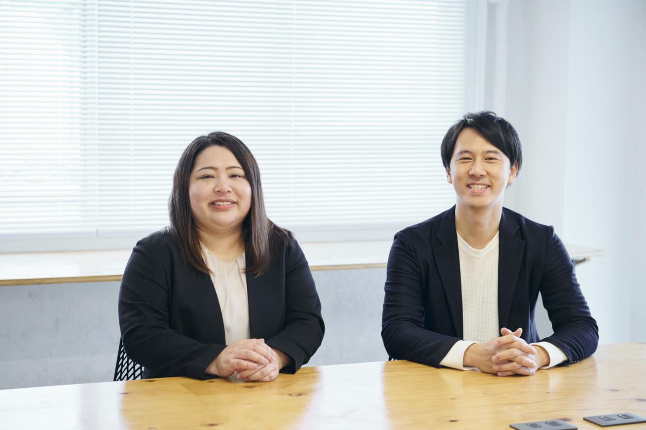 宮嵜さんと大島さん