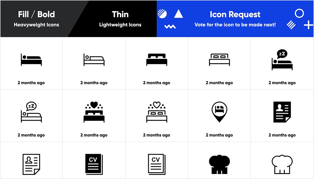 iconmonstrのトップページの画像