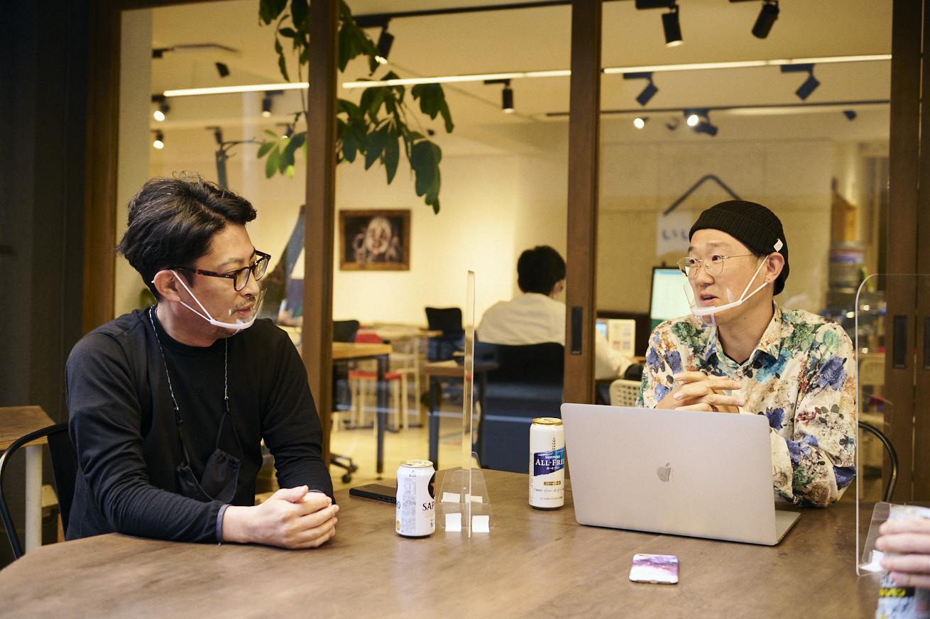 ジーピーオンライン豊永さんと観音